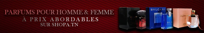 PARFUMS HOMME ET FEMME
