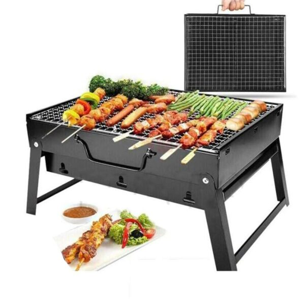 Barbecue Au Charbon De Bois