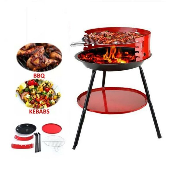 Cook Barbecue